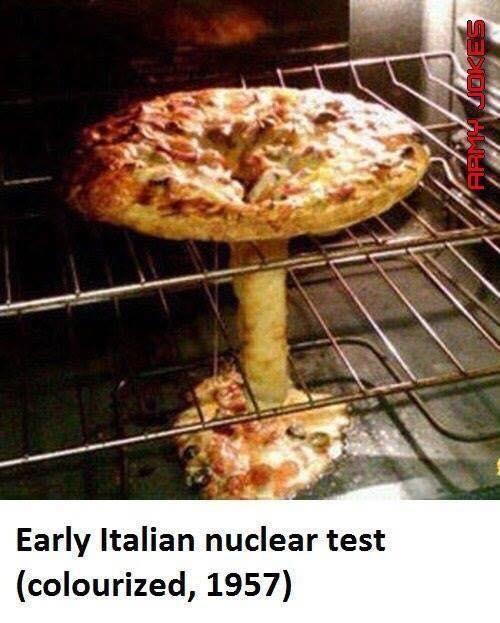 italian nuclear test