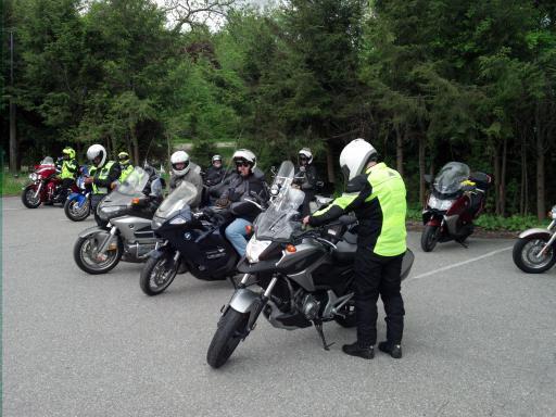dayglo bikers