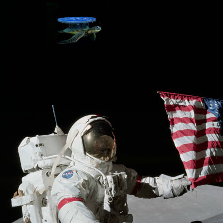 NASA proof