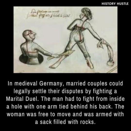 medieval marital dispute