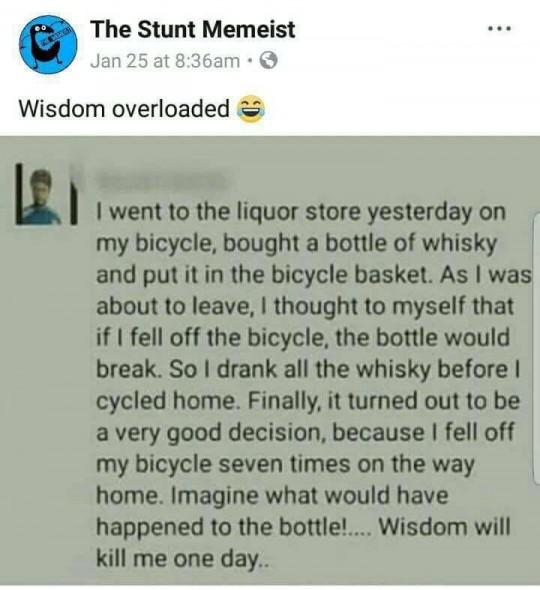 buying whiskey