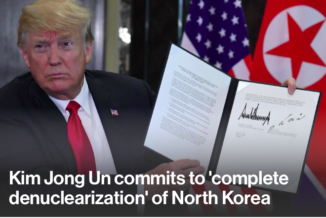Trump Deal North Korea