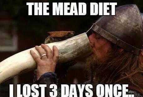 mead diet