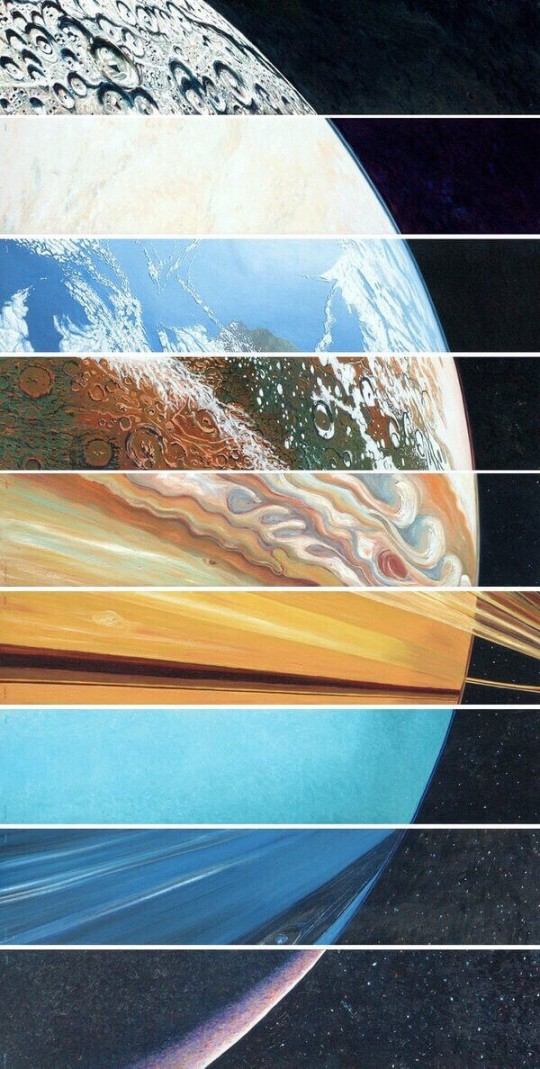 planets aligned