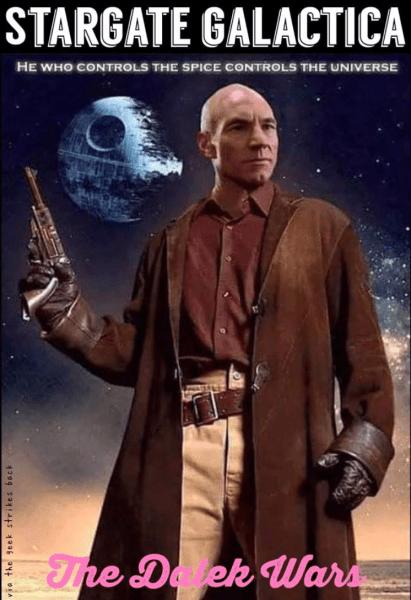 stargate galactica