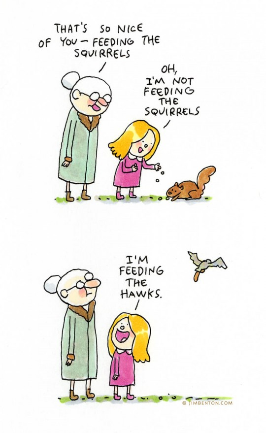 kindness wildlife