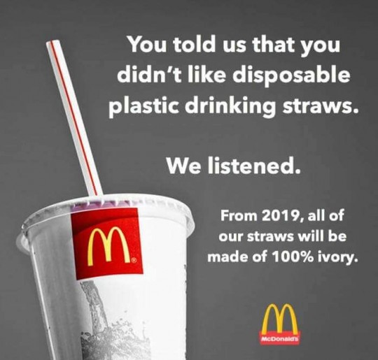 great job mcD