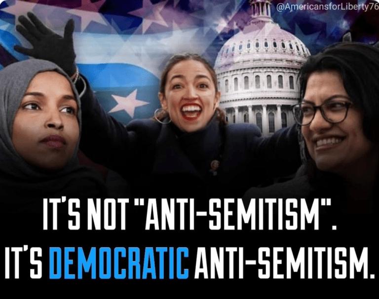 democraticsntisemitism