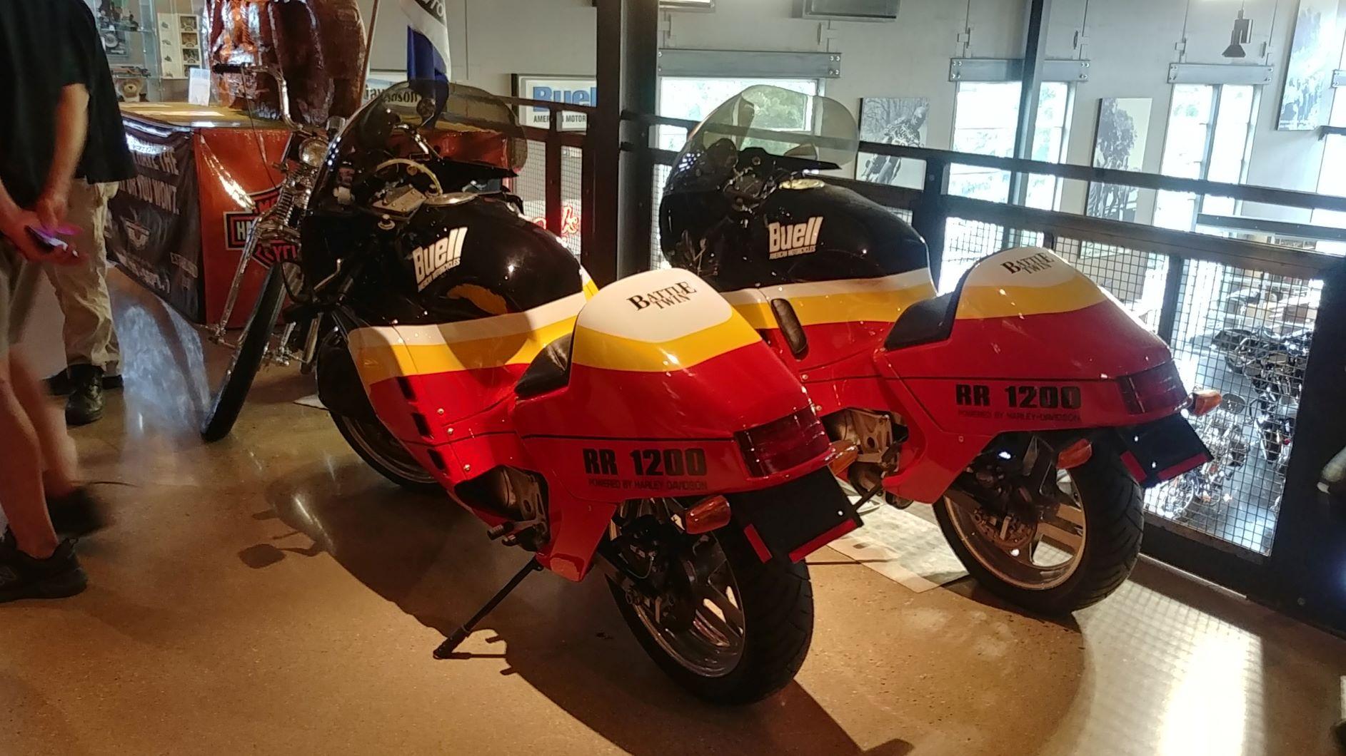 pair of RR 1200's