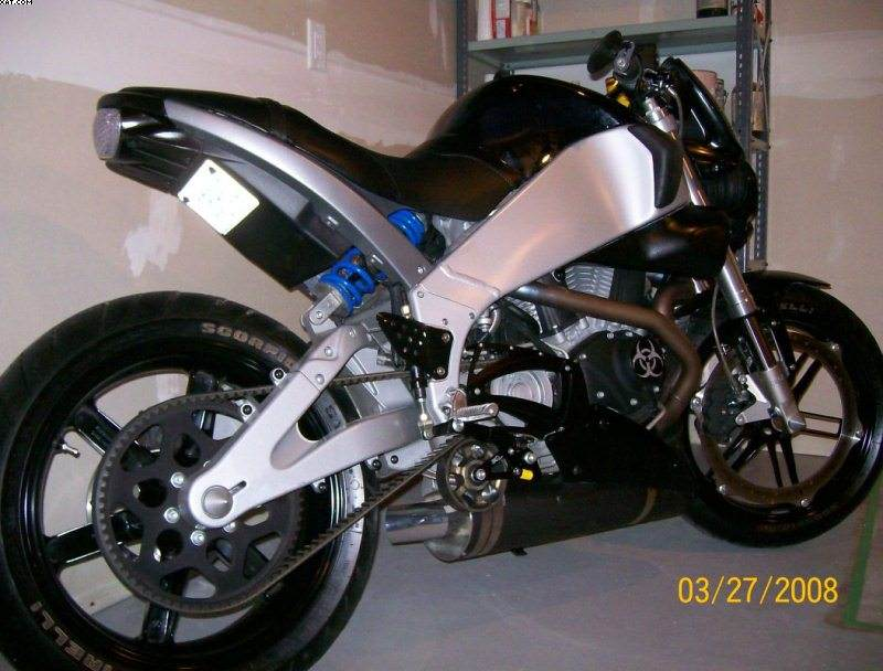 Grandstand Designs Buell : Buell motorcycle forum archive through april