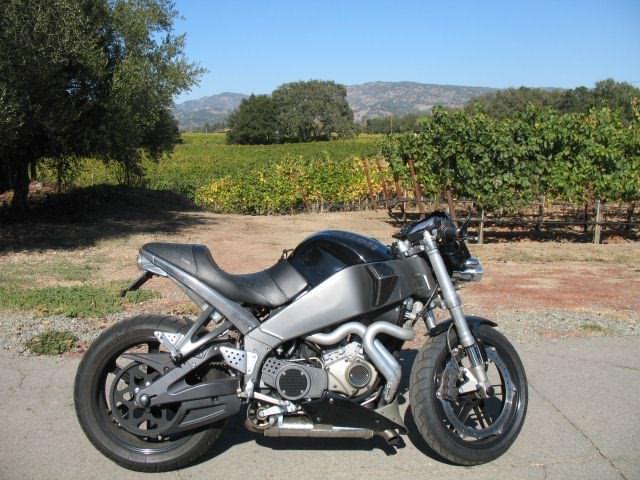 My 2007, XB12Scg