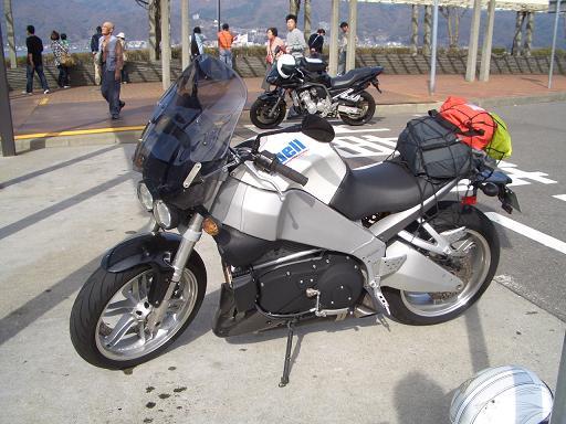 My Buell XB9S