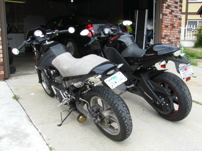 Buell Blast Motorcycle Forum - Archive through September