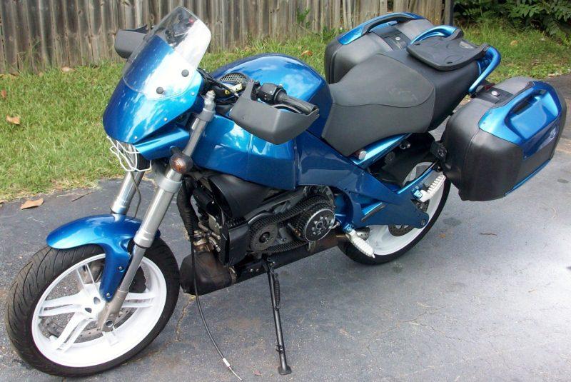 GLJ's blue Uly