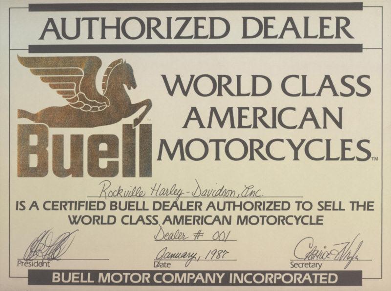 Buell Dealership 001