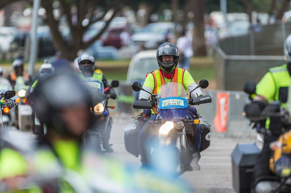 MotoSafety for the AIDS LifeCycle Ride