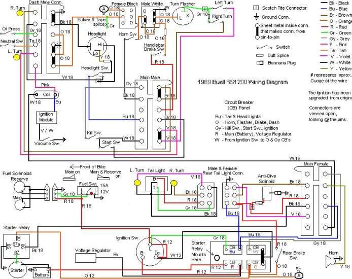 buell forum wiring diagram 1989 rs1200 rh badweatherbikers com buell xb12ss wiring diagram buell x1 lightning wiring diagram