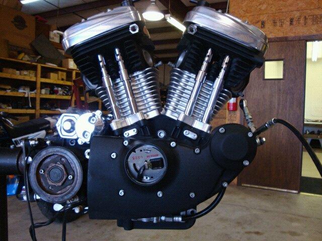 Buell Thunderstorm Engine – Idea di immagine del motocicletta