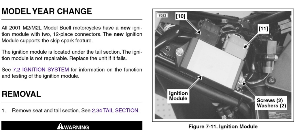 Buell Forum: Ignition Options for 2002 M2