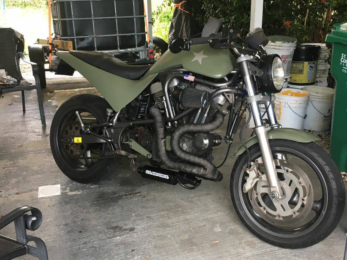 Military Buell