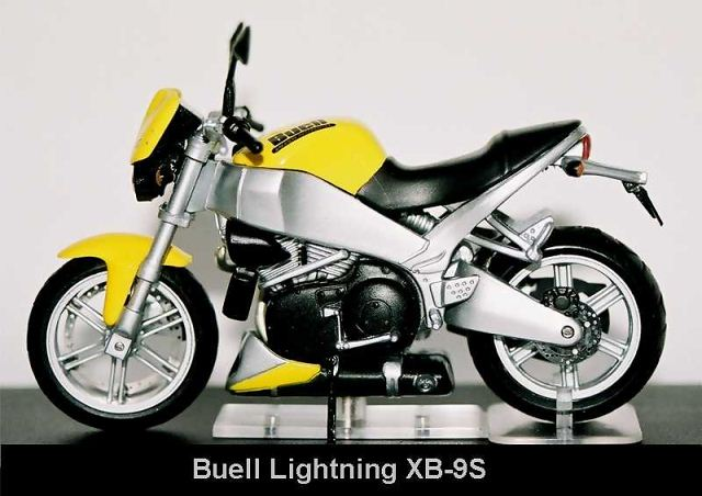 Buell Motorcycle Forum: Scale Models