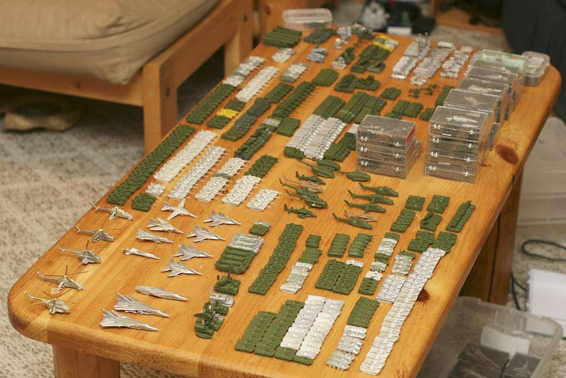 Buell Forum: 1/285 and 1/300 Scale Military Miniature's