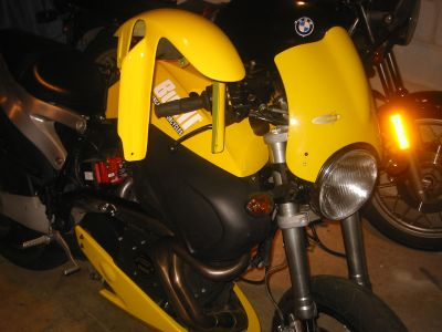 Buell Motorcycle Forum: Painting plastic body parts, Luxin SP