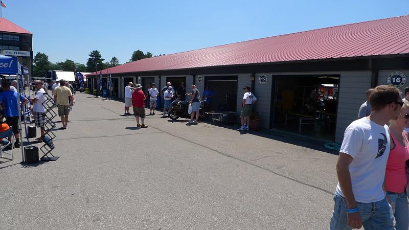 EBR Garage