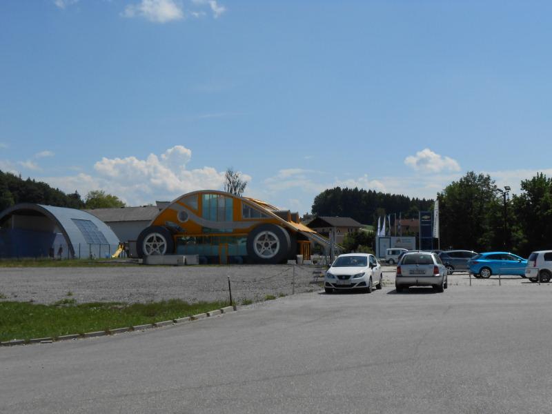 Chevy dealer in Austria