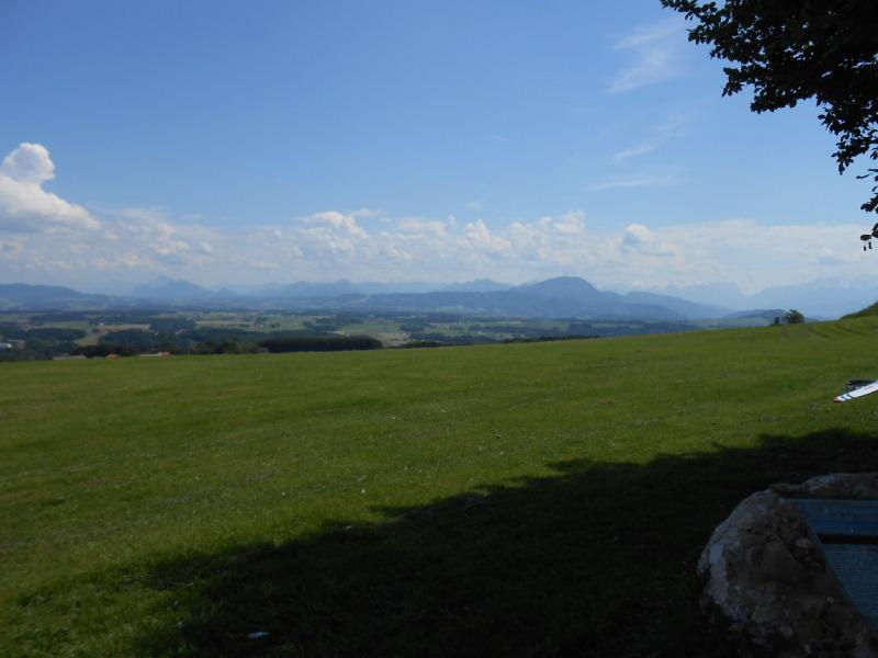 Alps view 3