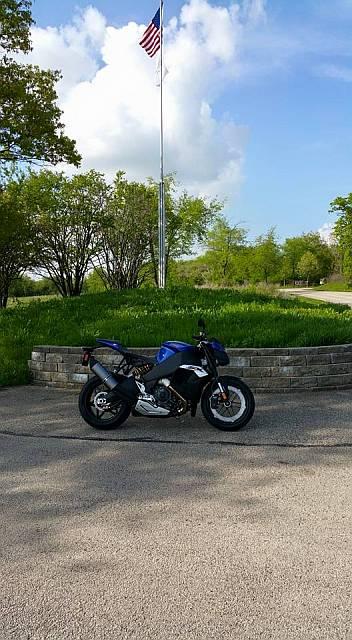 Laguna Blue 1190SX
