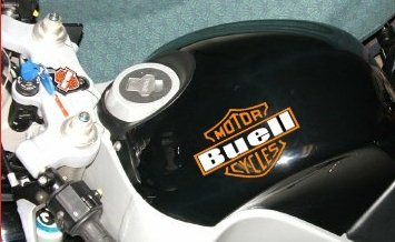 Buell Decal