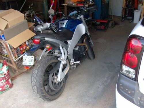 2005 Buell XB9SX