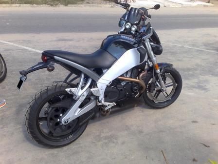 My 06' XB9SX