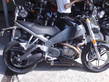 My 07' XB12SS