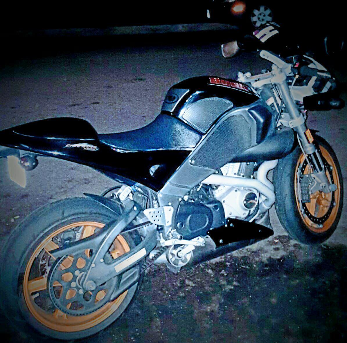 2004 Buell XB12R Lightning